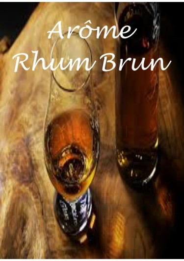 RHUM BRUN NATUREL