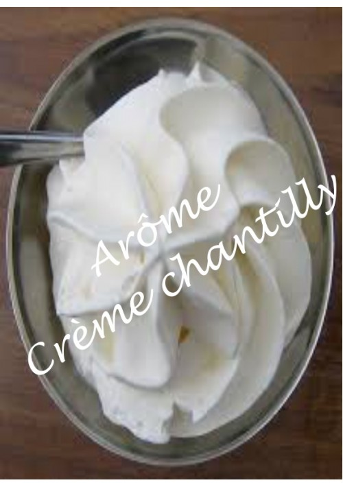 ARÔME CREME CHANTILLY