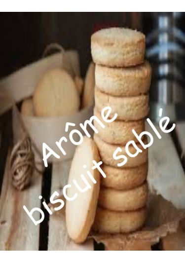 ARÔME BISCUIT SABLE