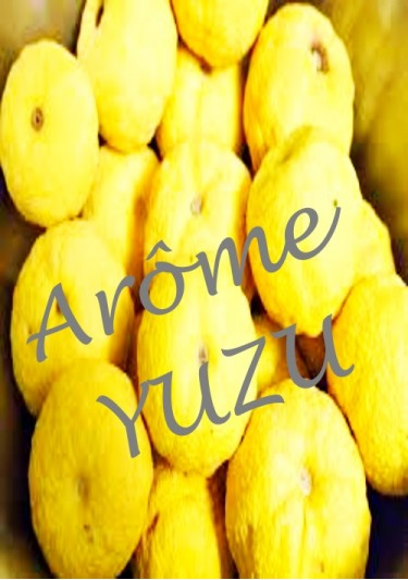 ARÖME NATUREL YUZU