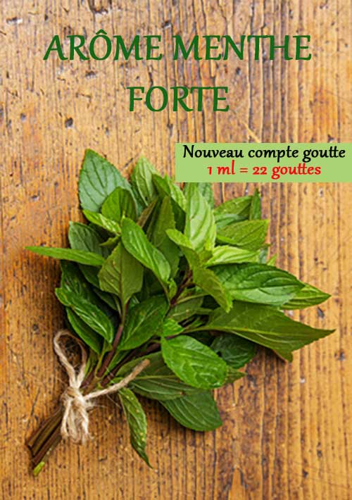 MENTHE FORTE